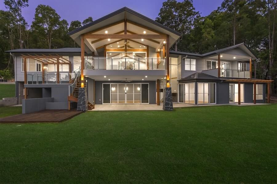 Building Luxury Lifestyles at Willow Vale, Qld
