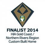 HIA Gold Coast Award Finalist Custom Build Home