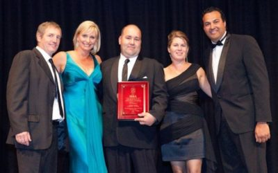 McGowan Builders Celebrate Wins At Master Builders Association Awards Dinner