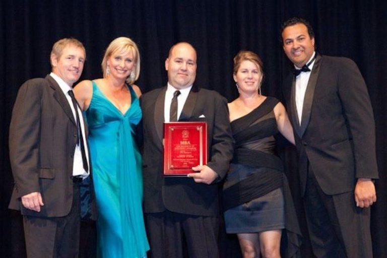 McGowan Builders Celebrate Wins At Master Builders Association Awards Dinner