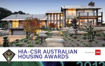 HIA-CSR Australian Housing Awards