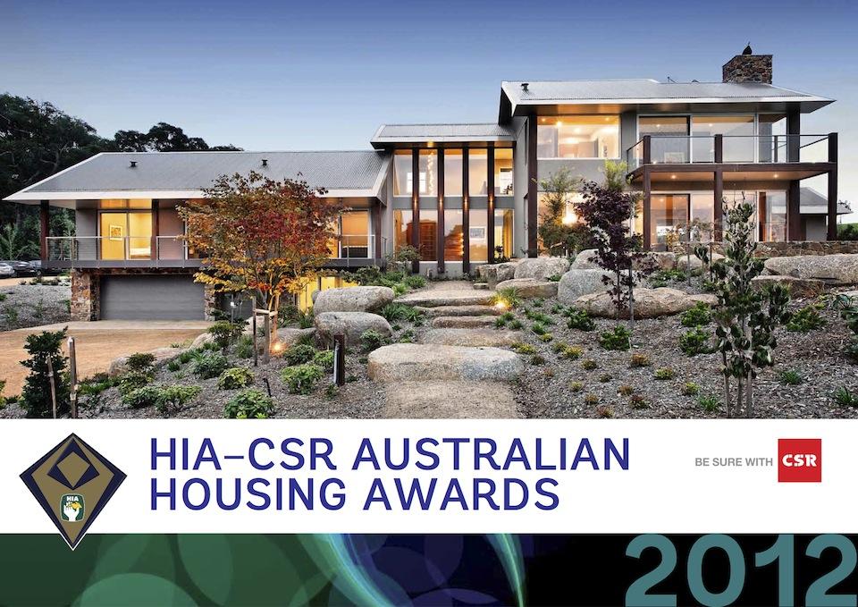 HIA-CSR Australian Housing Awards