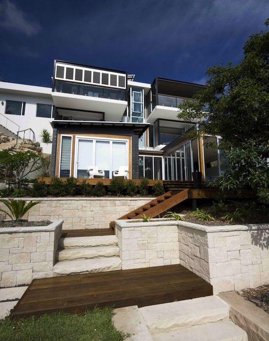 Multi-Award Winning Home At Lake Macquarie, NSW