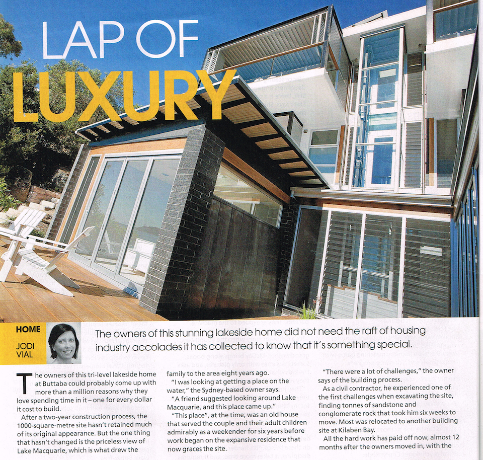 Lap Of Luxury With McGowan Building Services