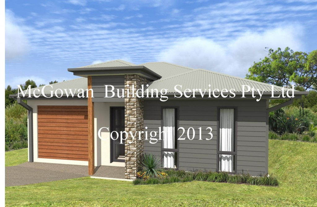 McGowan Building Services releases: New House Design for Small Blocks