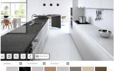Caesarstone Launches New Online Visualiser App