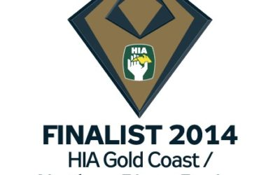 Finalist 2014 HIA Gold Coast / Northern Rivers Housing Awards:Custom Built Home