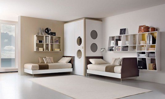 Fantastic Ideas for Small Bedrooms