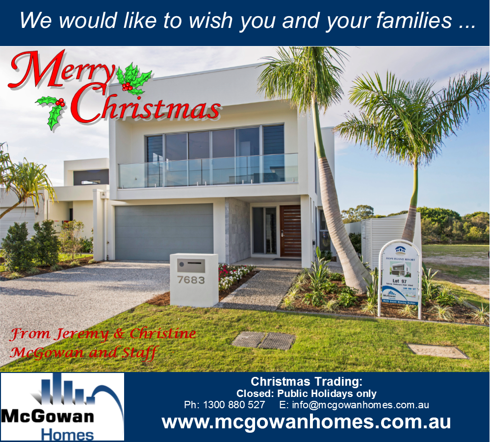 Christmas Greetings and Trading Hours
