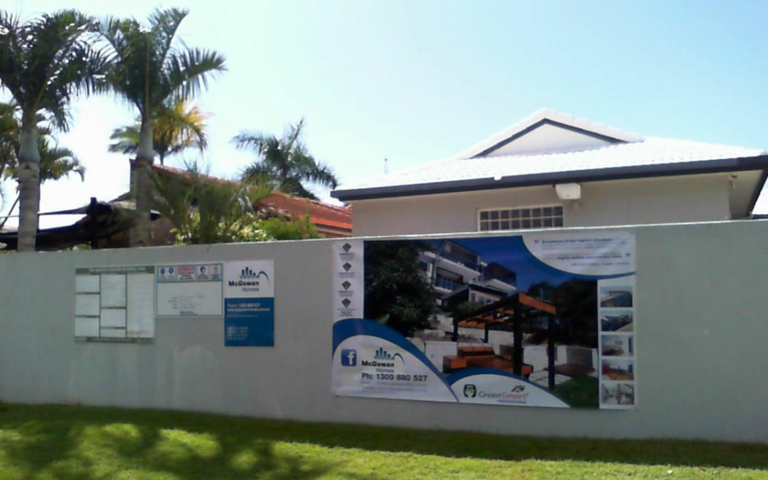 Progress Of Custom Built Renovation & Addition at Palm Beach, Gold Coast