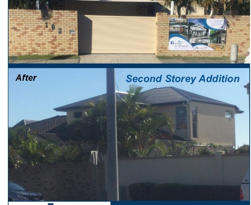 Second Storey Addition – Runaway Bay