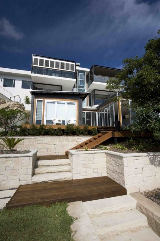 Multi-Award Winning Home At Lake Macquarie, NSW