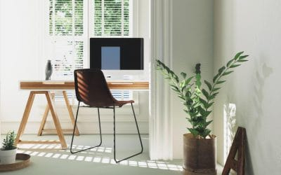 How to Integrate an Office into Your New Home